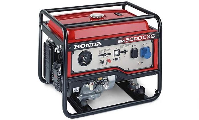 Honda EM 5500 CXS