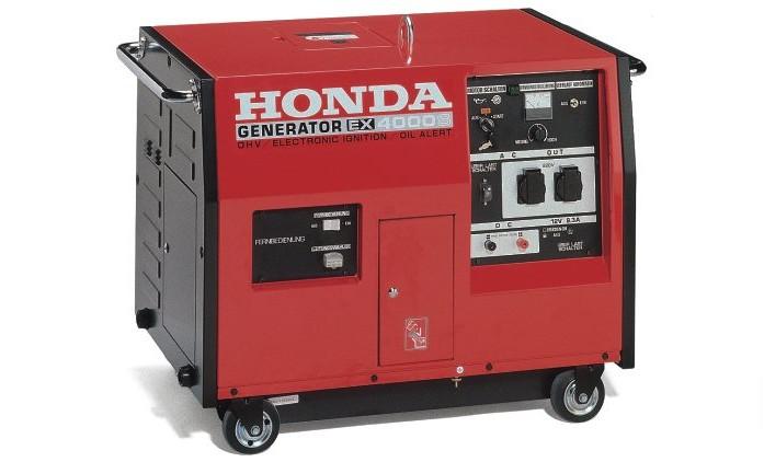 Honda EX 4000 S