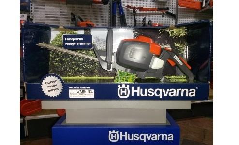 Husqvarna speelgoed heggenschaar