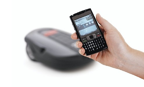 Husqvarna Automower GPS module