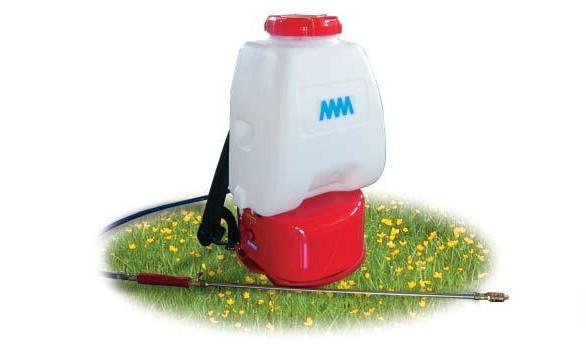MM-Spray M25LT rug Accu