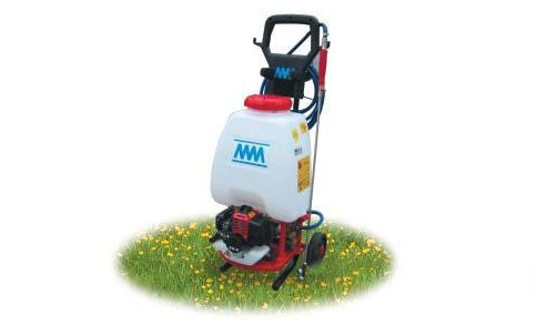 MM-Spray M25LT 2-wiel Accu