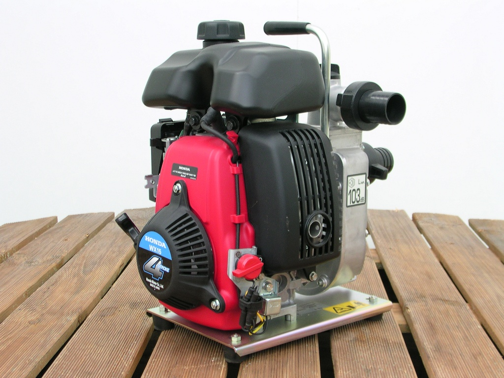 Motopompa HONDA WX 15 EX1