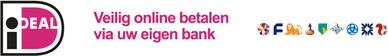 Veilig online betalen via uw eigen bank